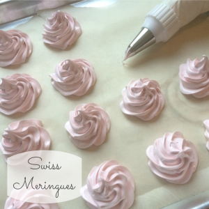 Swiss Meringue Cookies Recipe From the Family WIth Love main