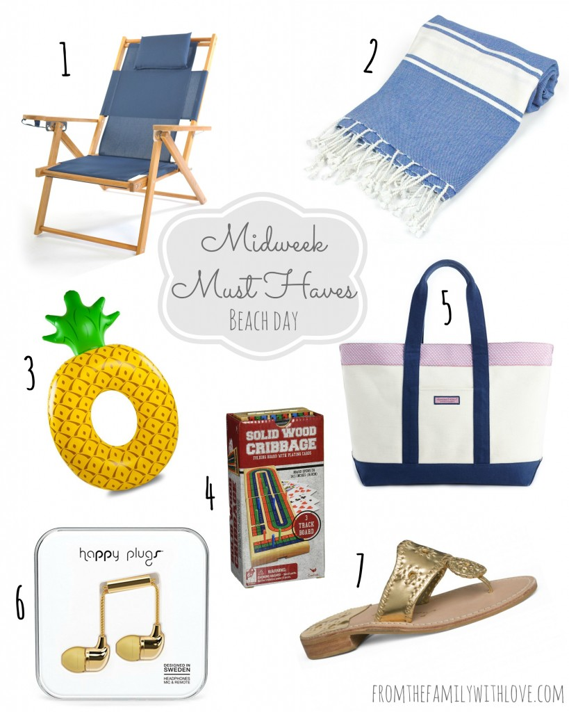 Midweek Must Haves Beach Day gift guide From the Family With Love