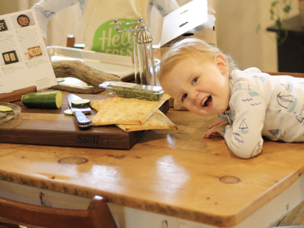 In the Kitchen with Hello Fresh_ things I loved and helpful tips - From the Family With Love