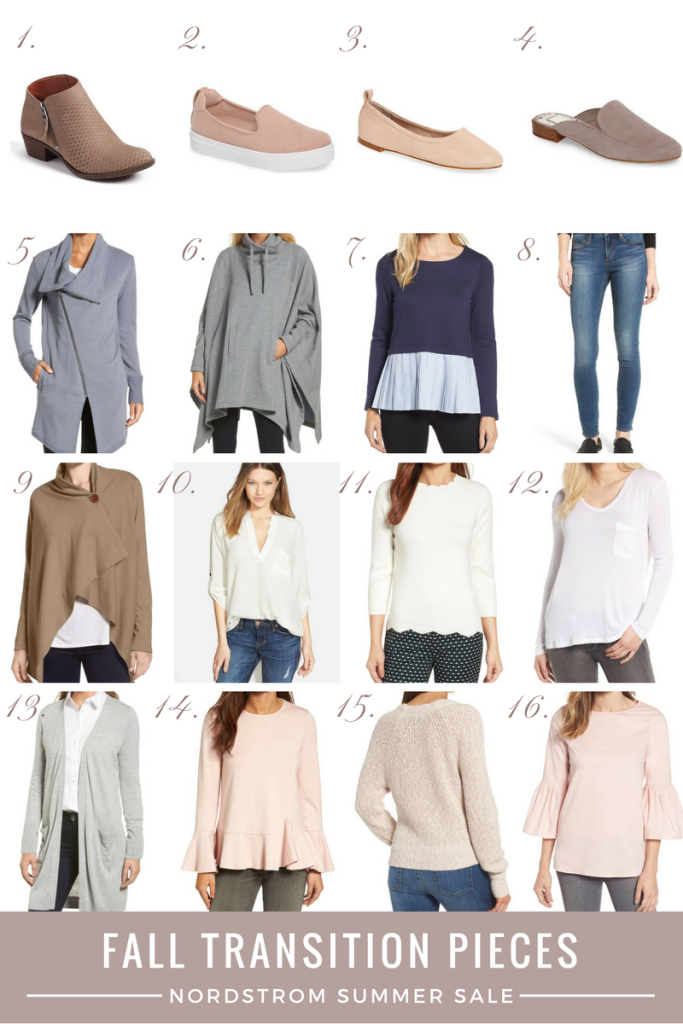 Nordstrom Summer Sale September 2017 Fall Transition Pieces blush, ivory, camel, neutral, booties - From the Family With Love {From the Closet}