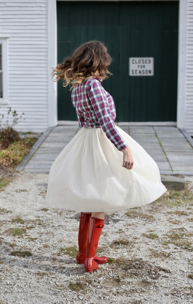 Holiday Midi Skirts - 9 Festive Favorites - Holiday Christmas Gift Guide - From the Family With Love