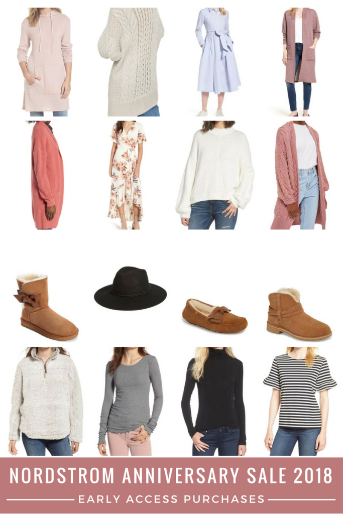 cef28e45584 Nordstrom Anniversary Sale 2018 - Early Access What I purchased - From the  Family - Fall